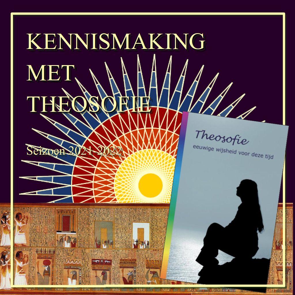 Kennismaking met Theosofie 2021-2022