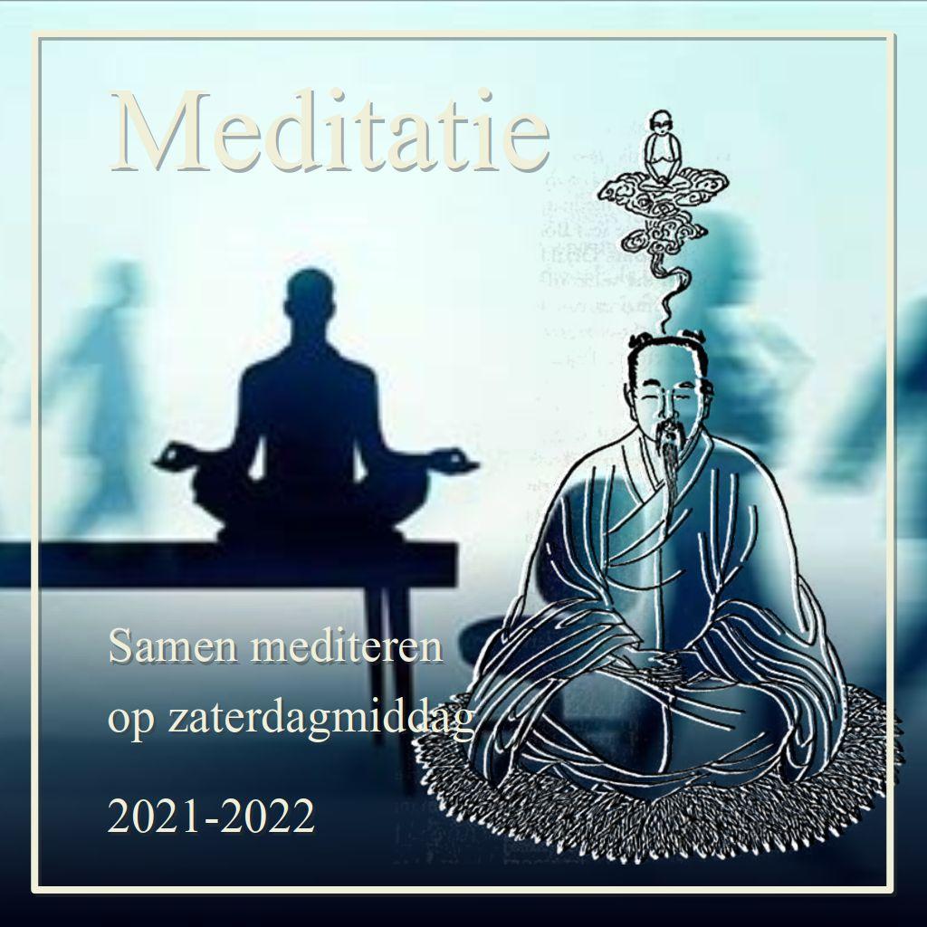 Meditatiegroep 2021-2022